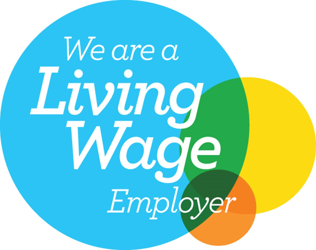 Living Wage Badge