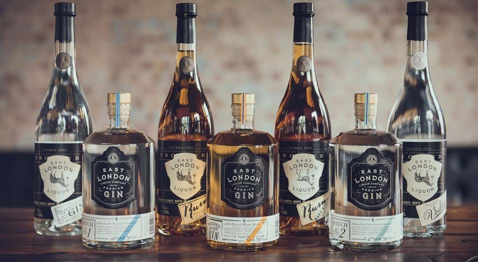 EAST LONDON LIQUOR CO.