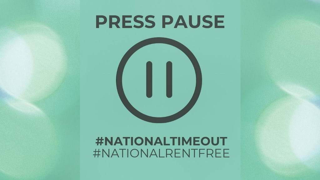 PRESS PAUSE: #NATIONALTIMEOUT